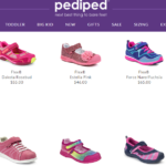 Review pediped Shoes