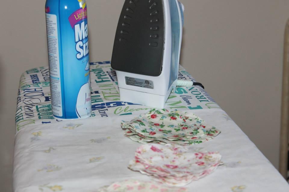 Rag Hearts Banner, Sewing, DIY