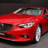 Mazda6 Test Drive