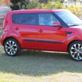 Kia Soul (no hamsters included)Test Drive