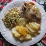 Cheesy Rosemary Potatoes
