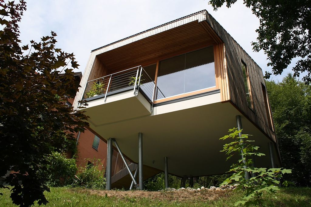 Can Green Homes Ever Be Sexy?