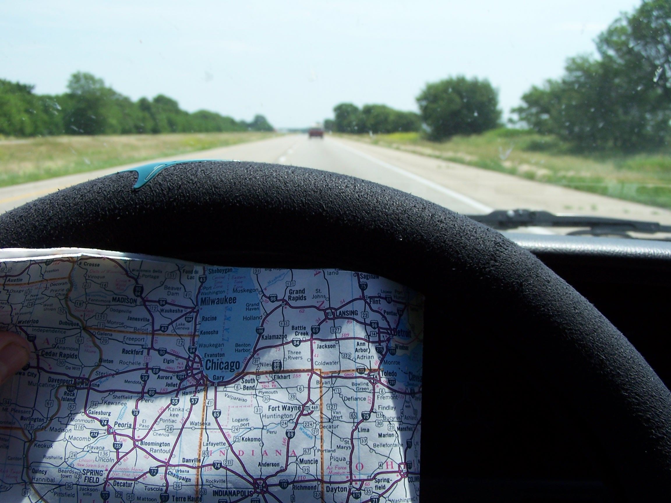 From 'Are We There Yet' To Taking The Wheel: Teaching Your Teen How To Deal With Disaster On The Road