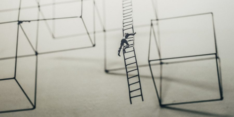 Up A Rung: Climbing The Ladder In Your Career