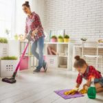 How can cleaning your home calm your mind