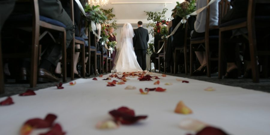 The Forgotten Purpose of Weddings
