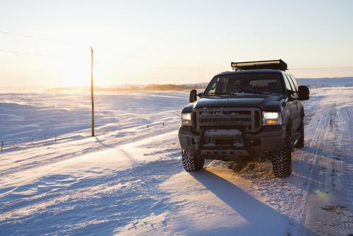 3 Truck Upgrades and Hacks to Keep You Safe on Winter Roads