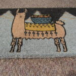 Larry the Llama Doormat Holiday Shopers Gift Guide 2018