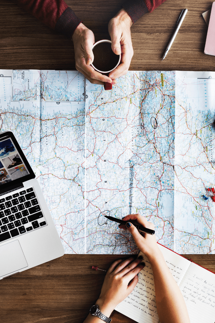 Three Tips to Make Your Travel Plans More Organized