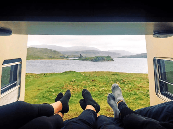 How to Prepare for a Motorhome Road Trip in Scotland