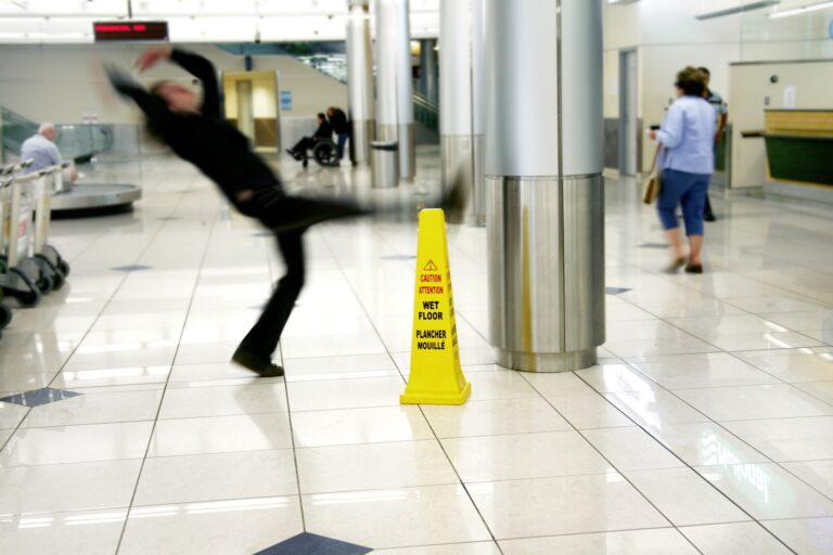 These Are the Most Common Slip and Fall Injuries