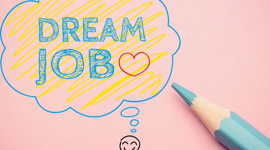 4 Practical Tips to Find and Get Your Dream Job