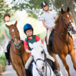 How Learning Horse Riding Can Help Your Child Development