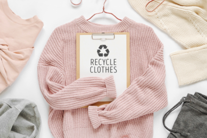Your Closet Could Be Hurting The Planet. Here's How To Dial Down The Impact