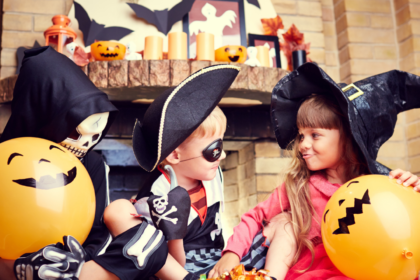 5 Ideas To Organize An Exciting Halloween Party For Your Kids