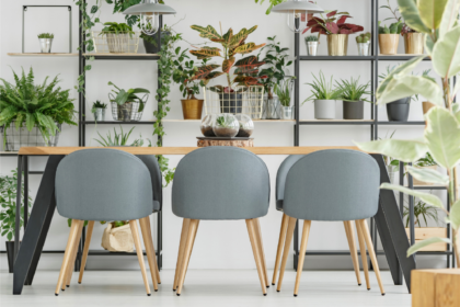 8 Clever Ideas to Add Glamour to your Small Dining Room